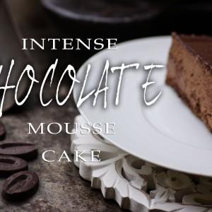 chocolat, chocolate, mousse, gateau, cake, brillant, easy, recipe, sweet , yummy , delicious