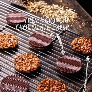 nougatine, caramel, chocolate, chocolat, biscuit, crispy,, croustillant, sucré, sweet, recipe, recette, blog, blogger, kosher, food, cooking, chef