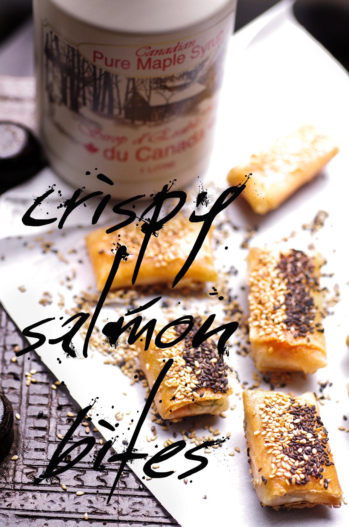 crispy, salmon, salmon bite, salmon bites, lemon, lime, zest, fish, fishy, healthy , saumon, recette, recipe , blog , blogger , food , yummy , easy , quick , croustillant , bouchée, boucle , bouchées , delicious , fondant , sain , facile ,